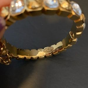 CHANEL Jewelry - Chanel Gold plated bangle
